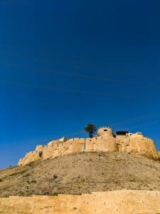 best time to visit udaipur and jaisalmer