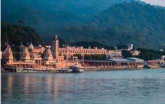 2 days trip to rishikesh