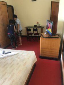 hotel in bakkhali